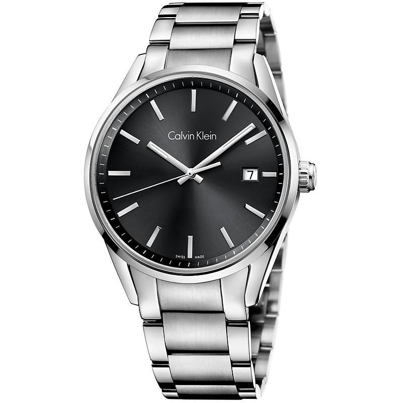 f139782a11bd78 orologio solo tempo uomo Calvin Klein Formality K4M21143 [K4M21143 ...
