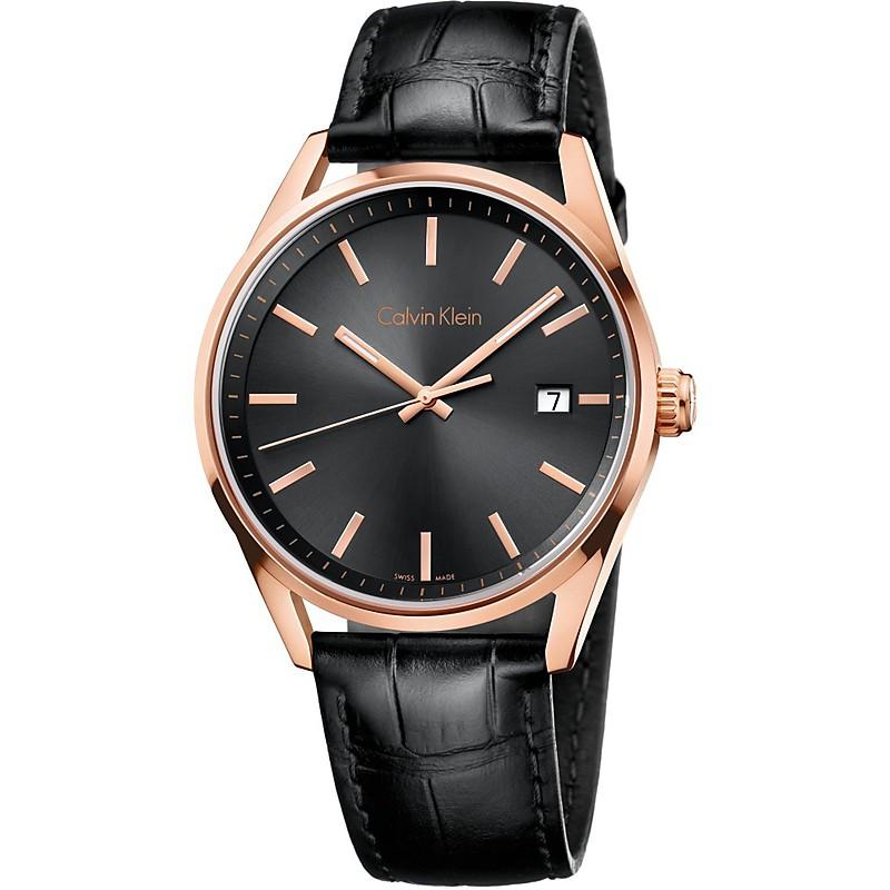 921cb53922aae orologio solo tempo uomo Calvin Klein Formality K4M216C3
