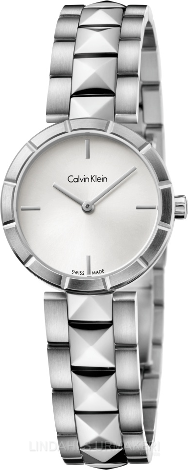 Orologio edge Calvin Klein Swiss Made K5T33146