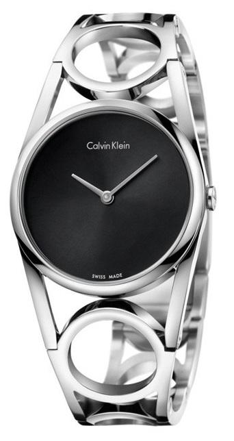 4c736d93d1497 Orologio donna Calvin Klein Round K5U2M141