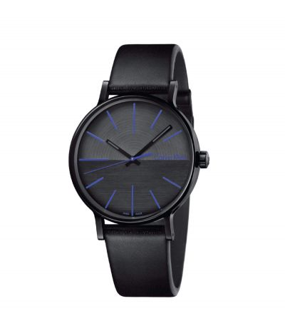 7c9e7168f1f80 Orologio Calvin Klein boost Black K7Y214CZ