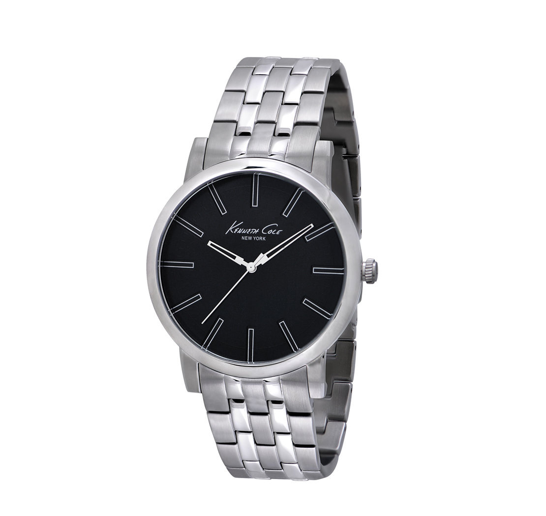 Orologio Kenneth Cole Slim SOLO TEMPO GENT 43,5 MM KC9231