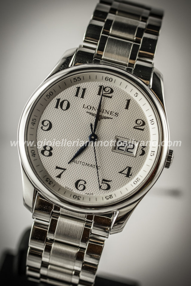 Orologio Automatico Master Collection Longines 40mm - L26484786