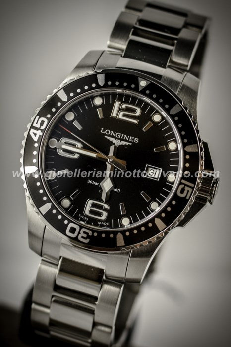 Orologio Longines Hydroconquest Quarzo 39mm - L36404566/L3730456