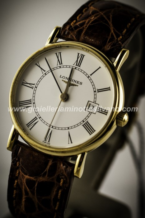 OROLOGIO da donna in oro 18 ct LONGINES 26mm ^ L42436119