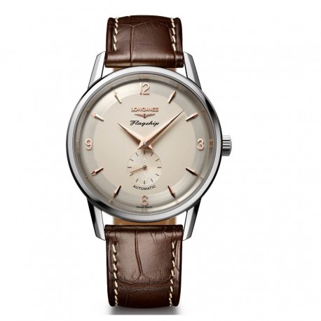 Orologio LONGINES Heritage Flagship L48174762 Automatico 38 mm