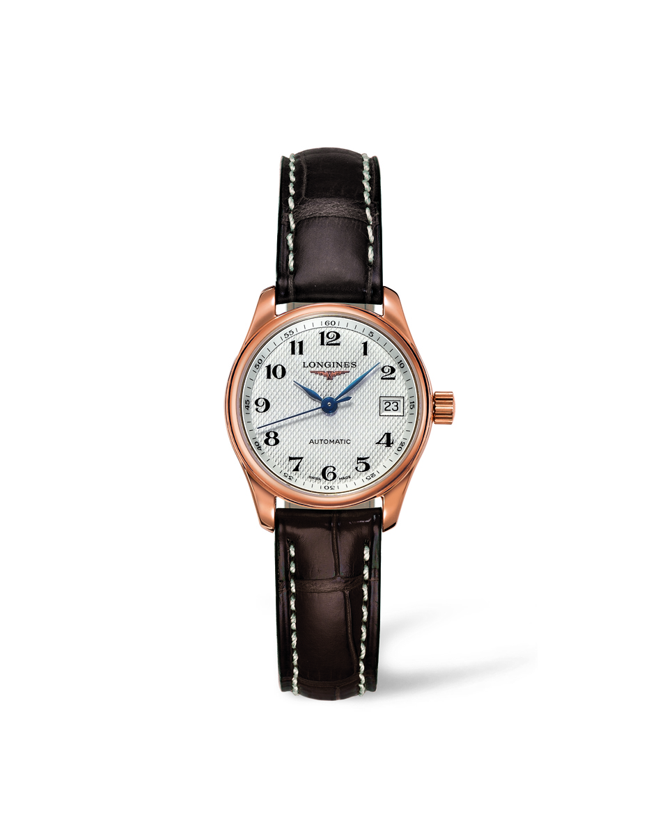 Orologio Donna Oro Longines Master Collection 25.5mm- L21288783