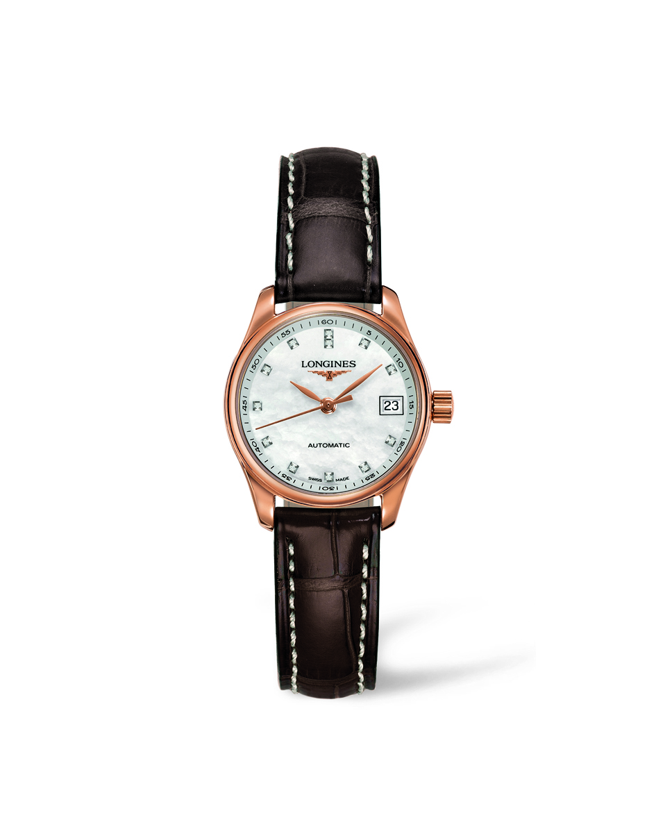 Orologio Donna Longines Master Collection Oro 25.5mm - L21288873