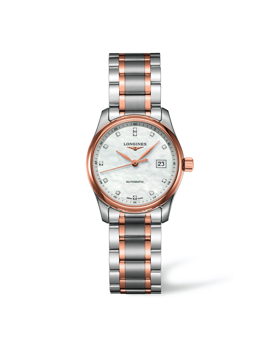 Orologio Automatico Donna Longines Master Collection- L22575897