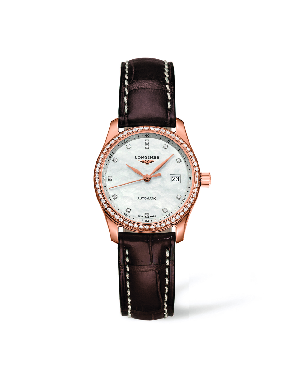 Orologio The Longines Master Collection 12 DIAMANTS - L22579873