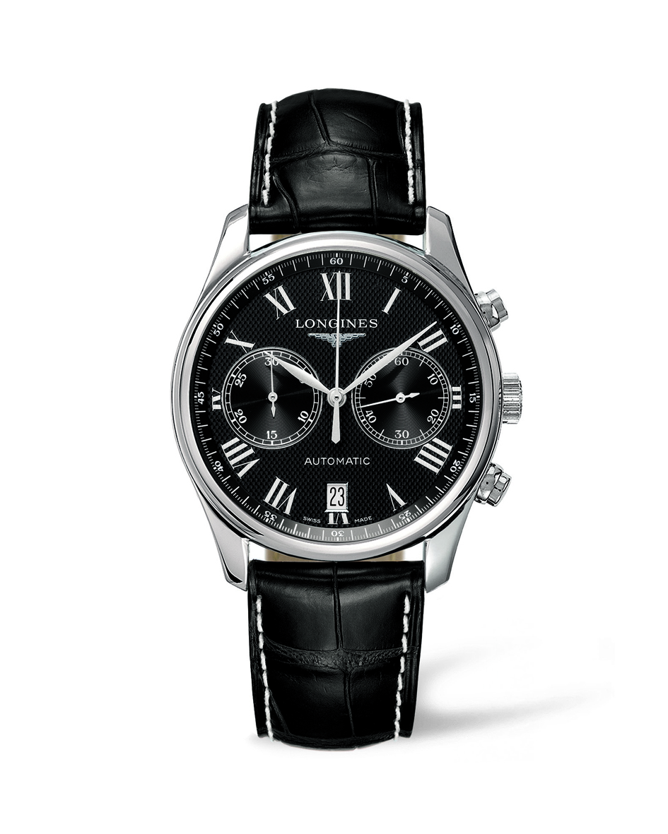 Orologio Cronografo Master Collection Longines 40mm - L26294517