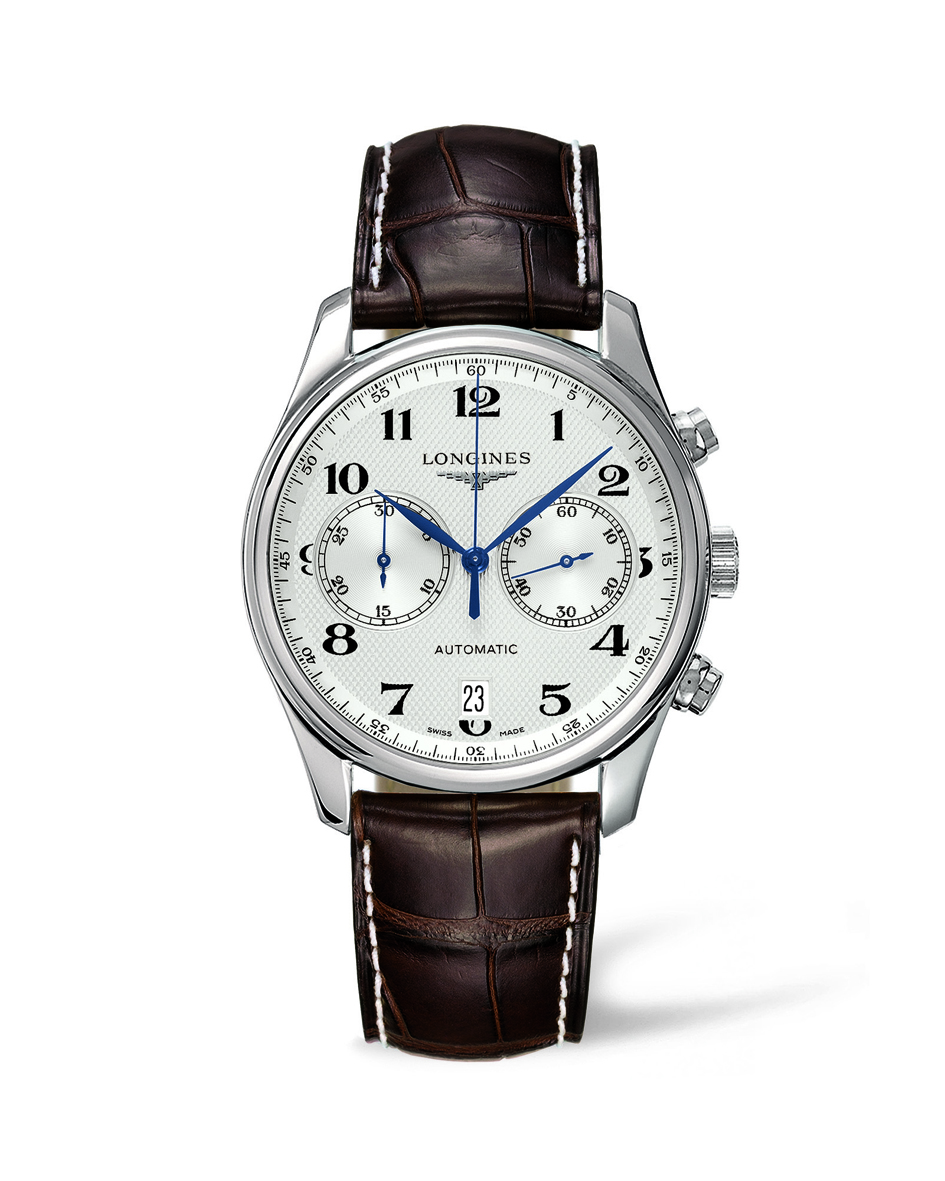 Orologio Cronografo Master Collection Longines 40mm - L26294783