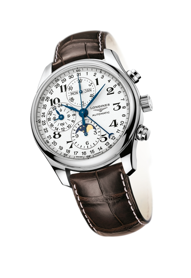 Orologio Longines Fasi Lunari Master Collection 40mm - L26734783