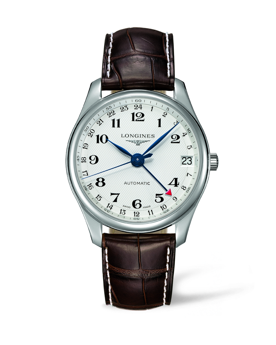 Orologio Automatico Longines Master Collection GMT - L27184703