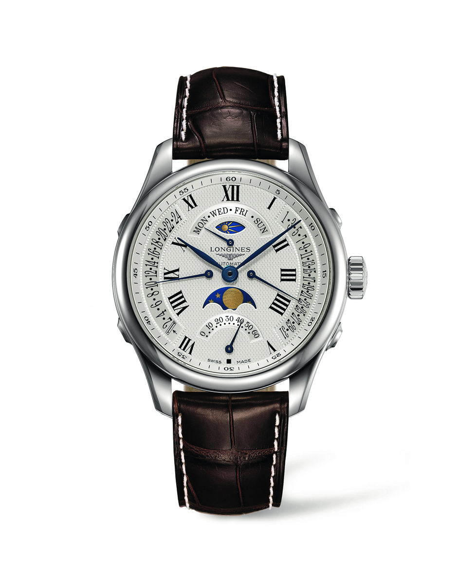 Orologio Longines Master Collection 41mm Retrogrado - L27384713