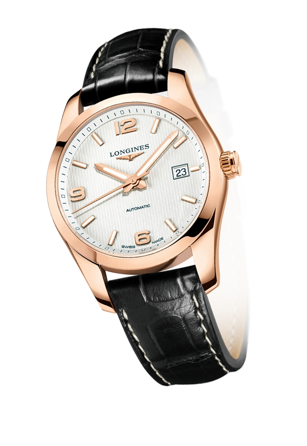 Orologio in oro Conquest Classic Longines 40 mm - L27858763