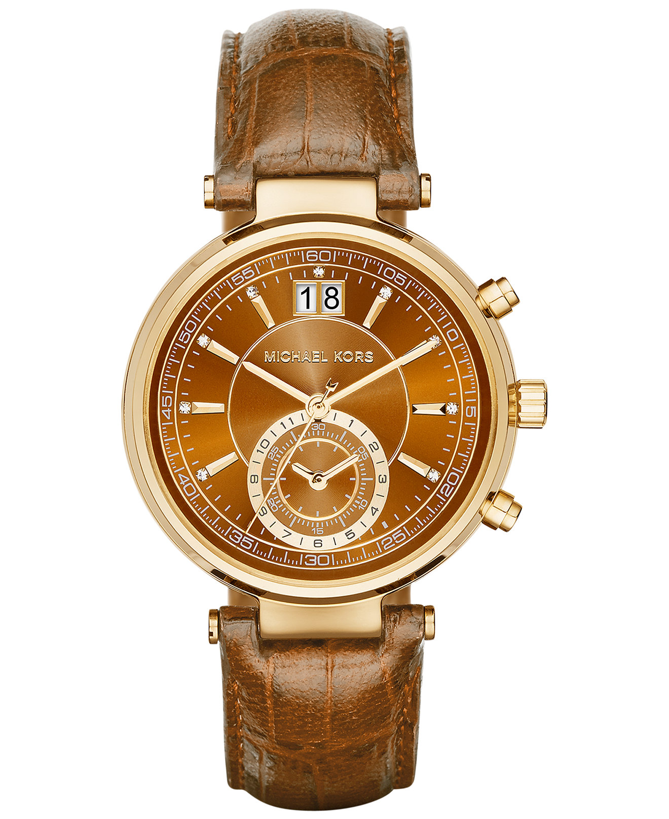 Michael Kors Amber Sawyer Watch MK2424