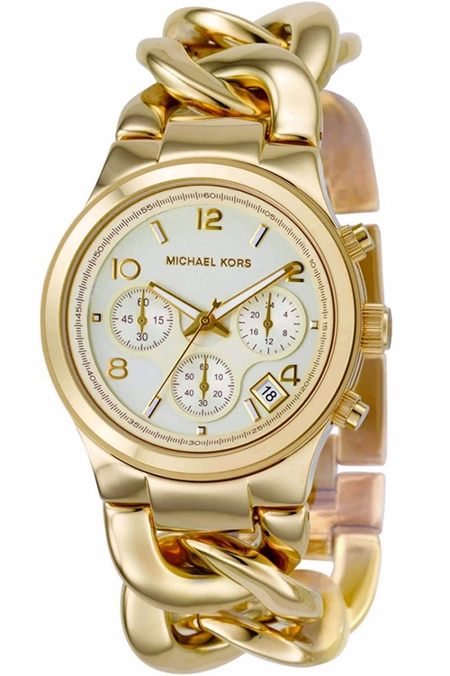 Michael Kors Runway Midsized Chain Link MK3131 - inverno 2015
