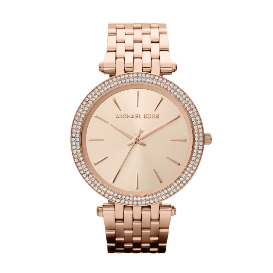Orologio Michael Kors Darci Rose Glitz Watch MK3192