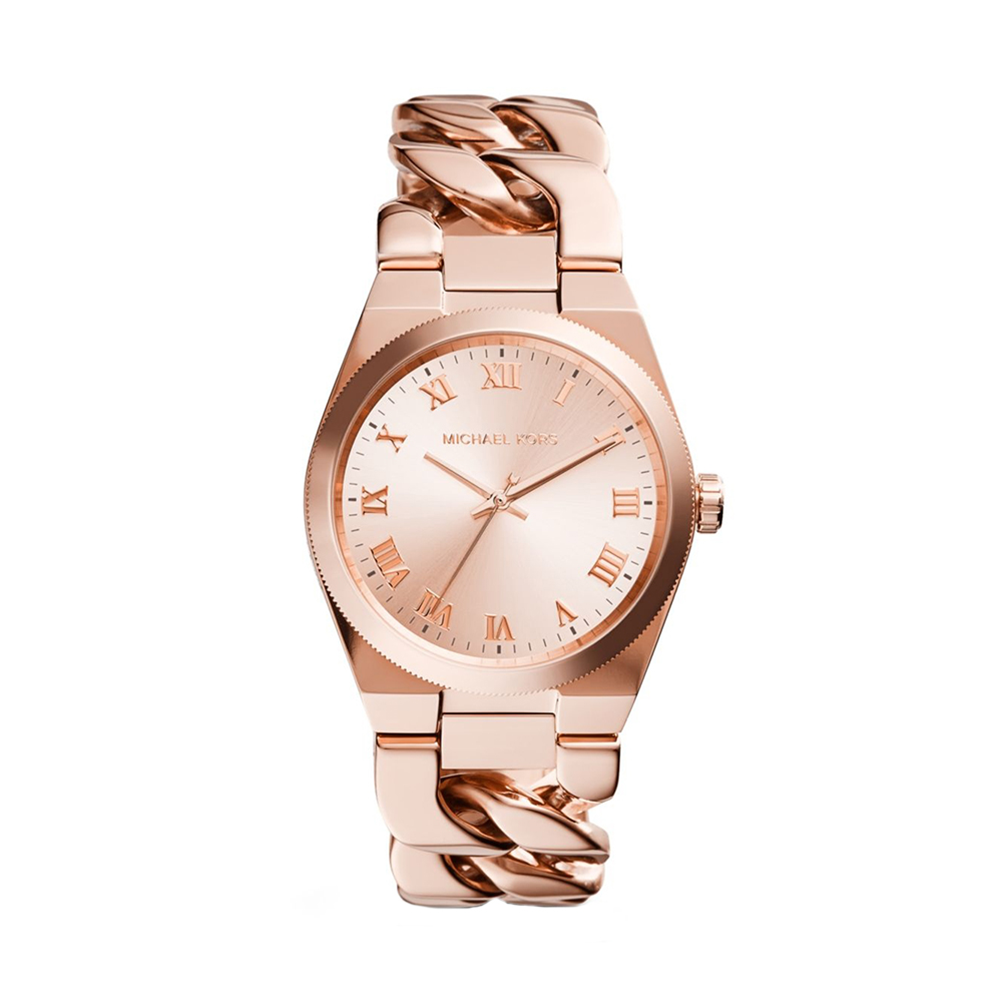 Orologio donna Michael Kors Channing Rose MK3414 - inverno 2015