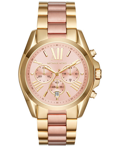 Orologio Michael Kors Bradshaw Chronograph Ladies Watch MK6359