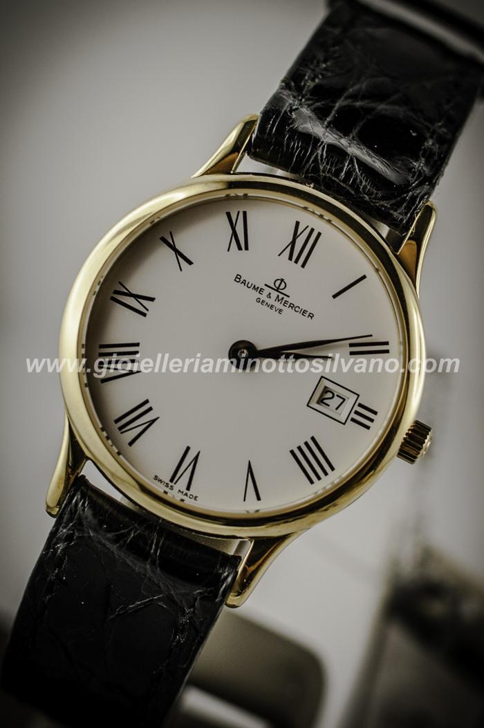 Super Orologio elegante da donna in oro 18kt Baume & Mercier MOA08075  FX94