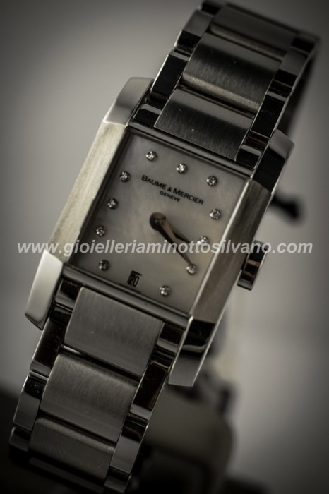 Orologio Baume & Mercier Diamant Ladies MOA08573