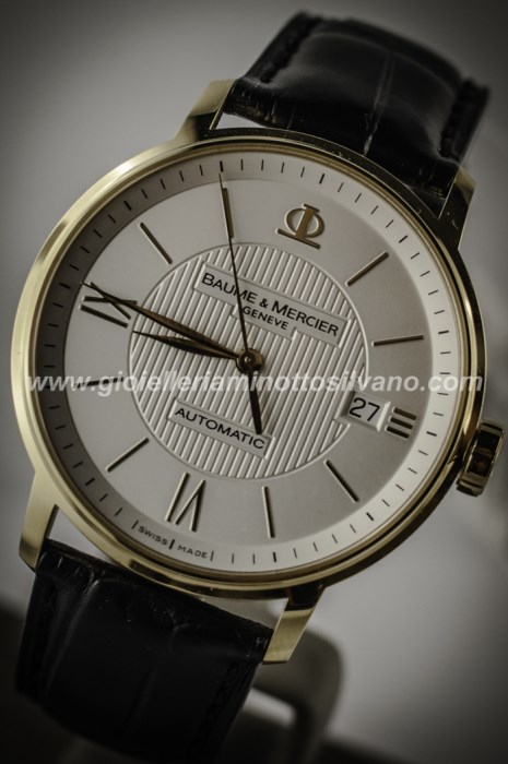 Orologio Baume & Mercier Classima Executives 18kt MOA08787
