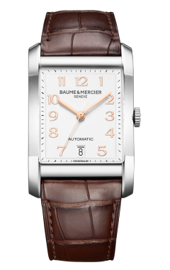 Orologio Baume Mercier Hampton Quarzo 47 x 31mm # 10156