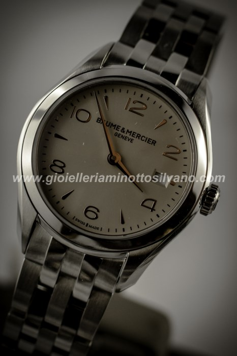 Orologio Baume & Mercier Clifton Donna 30 mm # 10175
