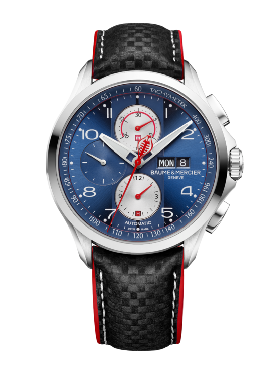 Baume & Mercier Clifton Shelby Cobra Daytona Coupé 10343 Novità