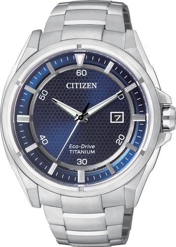 Orologio Citizen Supertitanio AW1400-52M