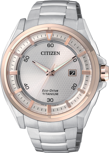 Orologio Citizen Eco Drive Supertitanio AW1404-51A