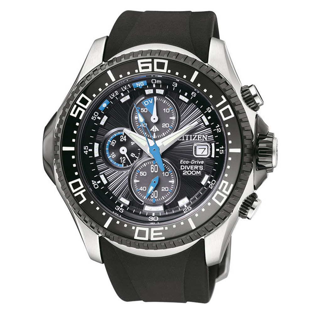 Orologio Citizen Crono Aqualand BJ2111-08E