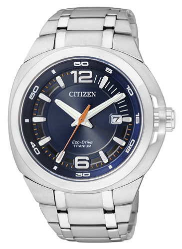Orologio Blu CITIZEN Uomo SuperTitanio 0980 BM0980-51L - 2015