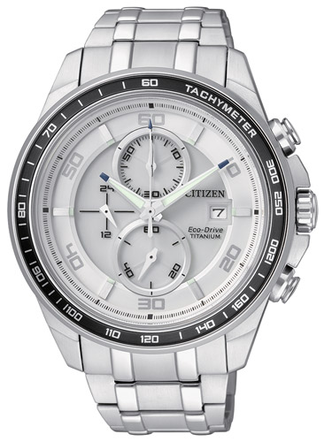 Orologio Citizen Crono SuperTitanio 0345 CA0340-55A - 2015
