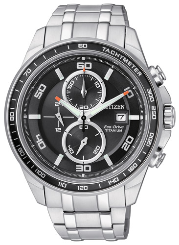Orologio Citizen Crono SuperTitanio 0345 CA0340-55E - 2015