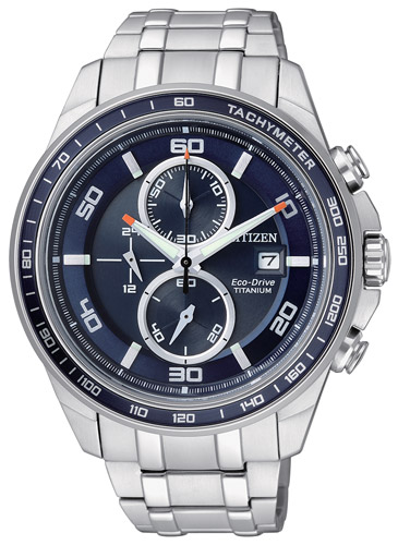 Orologio Citizen Crono SuperTitanio 0345 CA0345-51L - 2015
