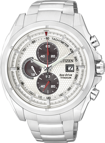 Orologio Citizen Crono SuperTitanio 0550 CA0550-52A