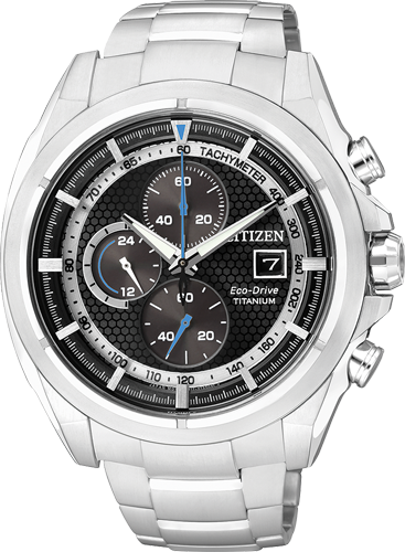 Orologio Citizen Crono SuperTitanio 0550 CA0550-52E