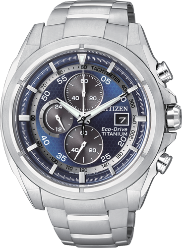 Orologio Citizen Crono SuperTitanio 550 CA0550-52M