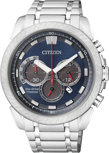 Orologio Citizen Crono SuperTitanio 4060 CA4060-50L - 2015
