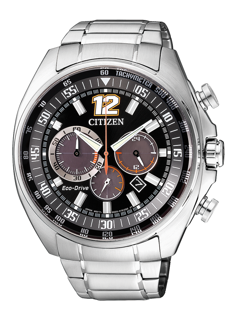 Orologio Citizen Crono Racing 4198 CA4198-87E - NEW 2017
