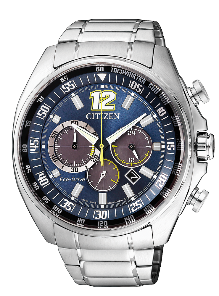 Orologio Citizen Crono Racing 4198 CA4198-87L