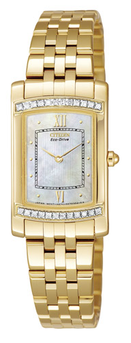 Orologio da Donna Citizen Lady Diamond EG3123-54D - 2015