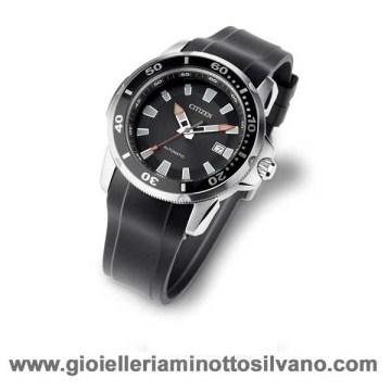 watch 14e77 33c6d OROLOGIO CITIZEN, 98/218 SUB AUTO NJ0011-01E - FUORI ...