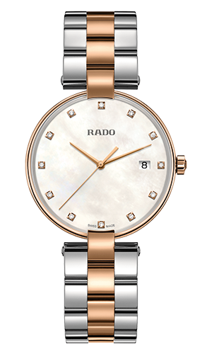 Orologio Rado Coupole Diamonds R22853924 - Novità 2016