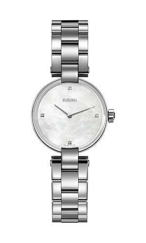 Orologio Rado Coupole Diamonds R22854933 - Novità 2016