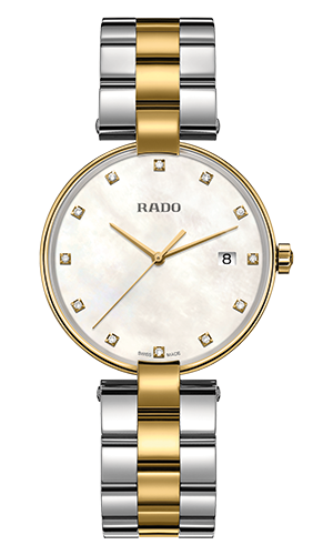 Orologio Rado Coupole Diamonds R22856924 - Novità 2016