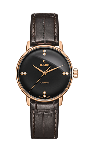 Rado Coupole Classic Automatic Diamonds R22865755 - 2017